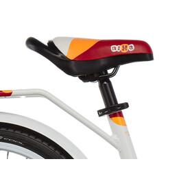 s'cool niXe 18 Børnecykel alloy hvid